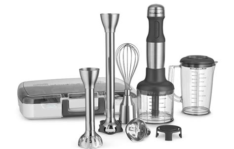 Hand Blender   Hand Held Blenders   KitchenAid