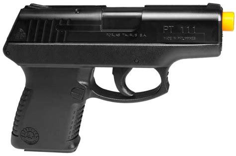 Airsoft Gun Taurus taurus millennium pt111 airsoft pistol black airgun depot