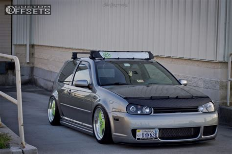 volkswagen golf custom 2003 volkswagen golf custom custom one wheels raceland