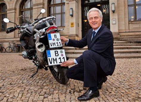 Motorrad Kenzeichen by Kuchenbleche Am Ende Kleine Motorrad Kennzeichen Ab Heute