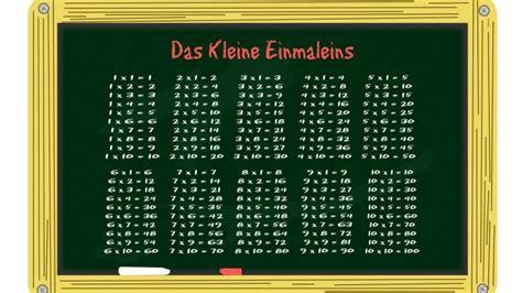 1 mal 1 tabelle 1x1 tabellen zum ausdrucken einmaleins 252 ben grundschule