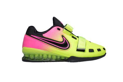 nike romaleos 2 weigtlifting shoe sportheavy