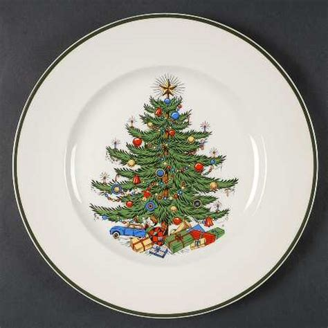cuthbertson christmas tree narrow green band at