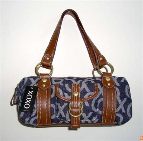 Xoxo Purse by Xoxo Handbag Purse Bag Style Go Go Denim New Style Nwt