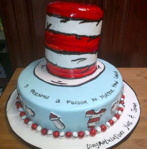 Dr Seuss Cakes Baby Shower by 17 Best Images About Cake Design For Dr Seuss Cake On