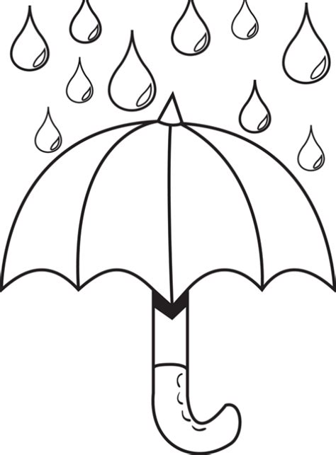 raindrop template printable cliparts co