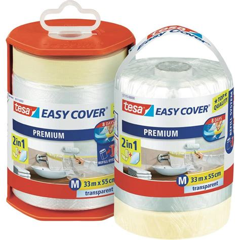Easy Cover tesa easy cover 174 premium 33 m x 550 mm dispender filled from conrad