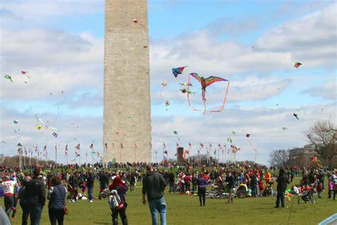 national cherry blossom festival blossom kite festival national cherry blossom festival