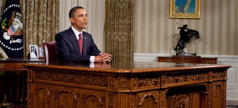 Obama Oval Office Desk President Obama Will Speak On Terrorism From A Podium In The Oval Office Tonight The New Civil