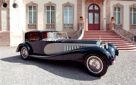 bugatti royale original bugatti royale makes public appearance is a