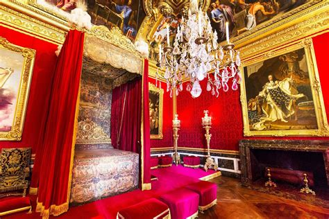 versailles bedroom palace of versailles versailles france the mercury