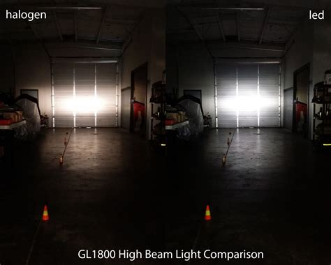Led Light Bulbs Headlights Led Headlight Bulb H7 Honda Type Gl1800 F6b Electrical Connection