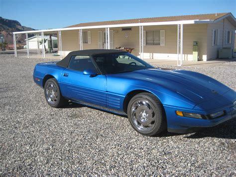 corvette f f s 1991 corvette convertible with top