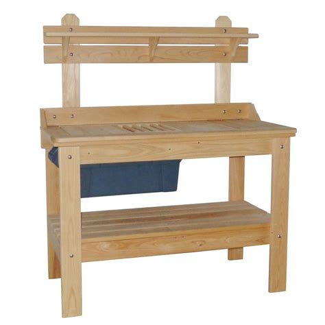 bench hers potting benches tables house home