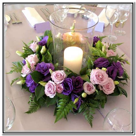 simple candle centerpieces simple candle centerpieces for weddings home design ideas