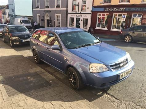 chevrolet lacetti for sale 2005 chevrolet lacetti for sale for sale in dingle kerry