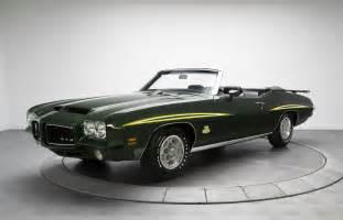 Where Are Pontiac Cars Made 7 Of The Rarest American Cars Built