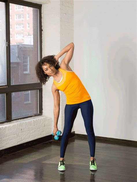the 13 best abs exercises you do standing up huffpost