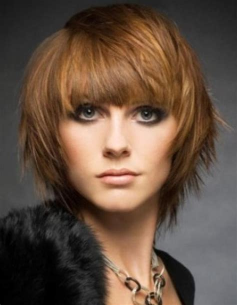 how to blow dry a bob hair cut 20 photo of short haircuts with bangs and layers