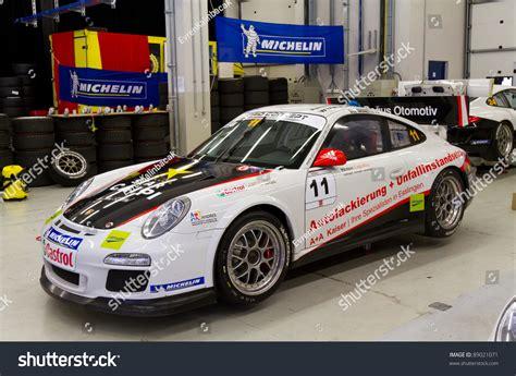 Stefan Stock Porsche by Istanbul Turkey October 29 Stefan Bihl S Porsche Gt3