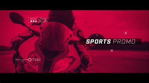 sports promo sports after effects templates f5 design com