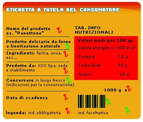 etichettatura alimentare cerchionelgrano etichettatura alimentare istruzioni per