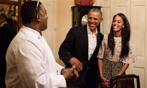 imagenes comicas de obama salvado por 161 su hija malia la improvisada traductora
