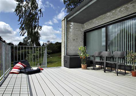 Terrasse I Komposit by Komposit Terrasse Terrassebr 230 Dder Af Komposit Terrasser