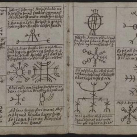 parabati rune books writing amino runework galdrastafir pagans witches amino