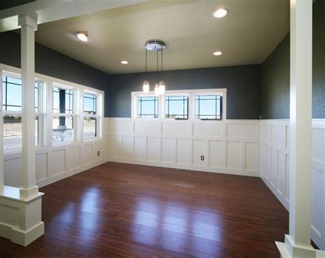 What Is Wainscoting Made Of by 39 Of The Best Wainscoting Ideas For Your Next Project