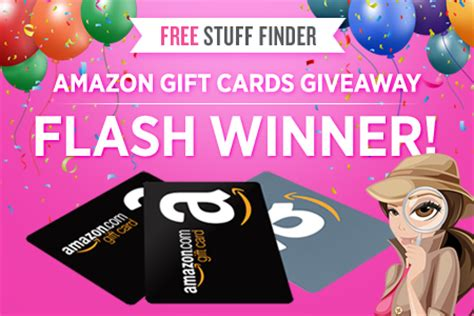 Free Amazon Gift Card Giveaway - black friday flash giveaway blog winner 11 27 11 30am