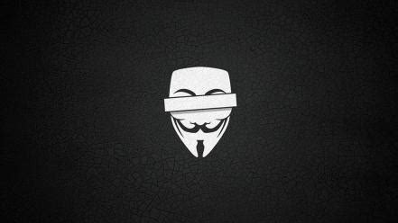 Anonymous Background Check Anonymous Simple Background Wallpaper 46353