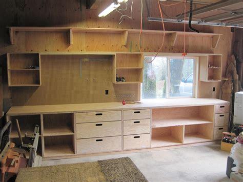 great inspiration  garage woodshop collection