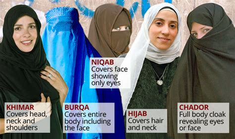 Khadijah By Royale Free Niqab what is the difference between the burka niqab and other