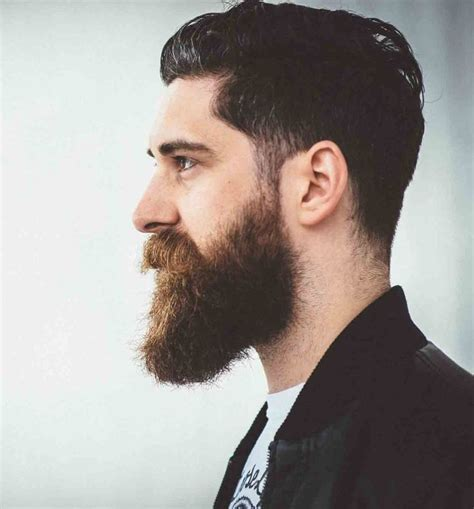 beard length vs hair length 20 best long beard styles the right beard length for