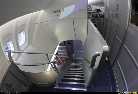 Lufthansa 747 Interior by D Abya Lufthansa Boeing 747 8 At Frankfurt Photo Id