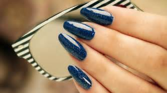 top 55 stunning blue acrylic nails