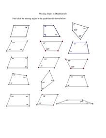missing angles in quadrilaterals worksheet abitlikethis