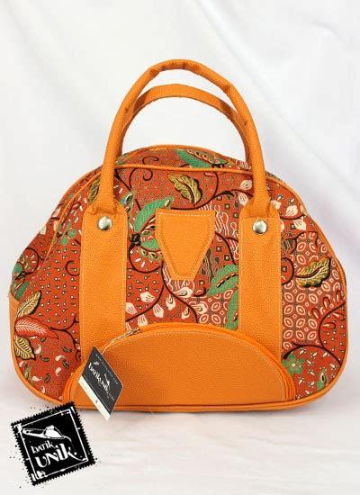 Tas Travel Kecil Motif Aceh tas fashion kecil motif batik modern warna tas wanita