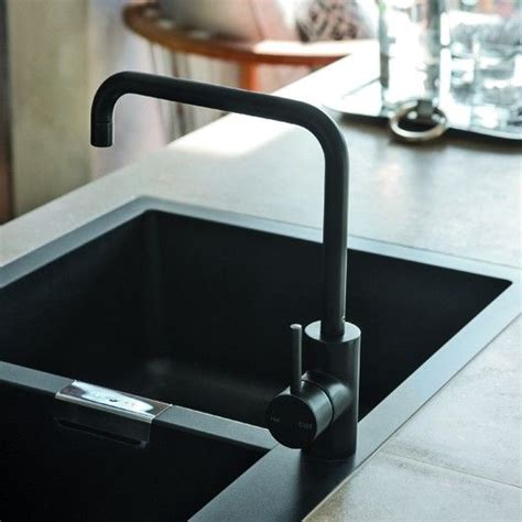 matte black taps matte black black kitchens and kitchen