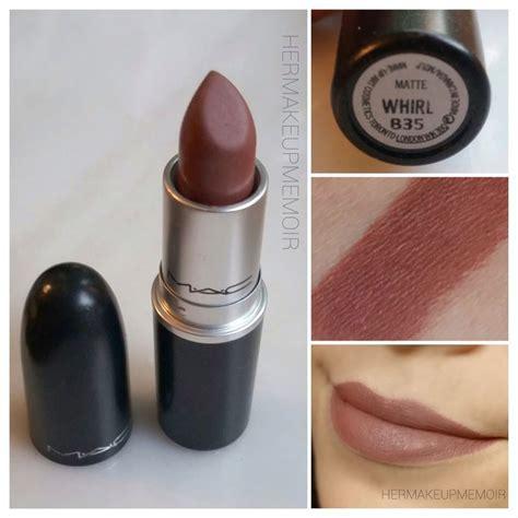 Eyeshadow Wardah Coklat mac whirl matte suka warnanyaa wanginya vanilla tahan