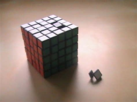 tutorial rubik s cube 5x5 5x5 rubik s cube disassembly and assembly tutorial v2