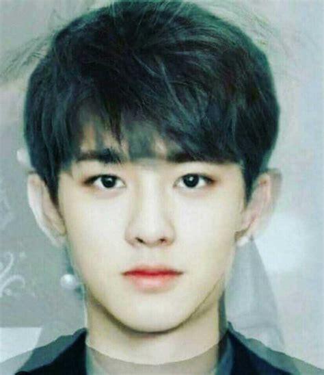 kayak gini nih jadinya  wajah member exo digabungkan