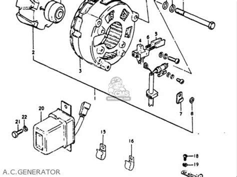suzuki alto vxr wiring diagrams suzuki lj80 wiring diagram