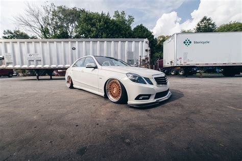 bagged mercedes e class so i bagged the mbworld org forums