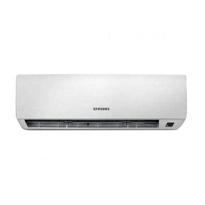 Ac Samsung 1 2 harga samsung ar05jrflaw ac split 1 2 pk standart