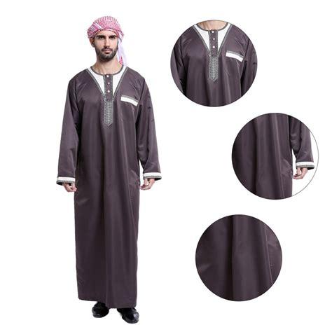 Abaya Saudi Gamis Arab 3 saudi thobe galabeya thoub abaya dishdasha arabic