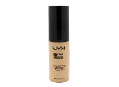 Nyx Hd Foundation nyx cosmetics hd studio photogenic foundation review and