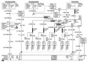 95 k2500 glow relay wiring diesel bombers