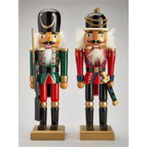 cheap nutcracker soldiers wooden nutcracker soldiers decorations 2 pack littlewoodsireland ie